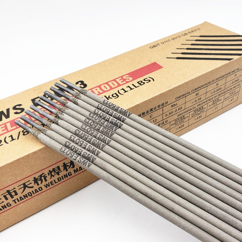 Brand Electrode for Welding Mild Steel Free Sample