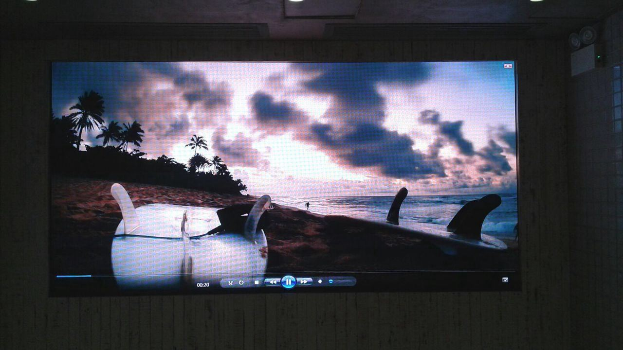 Front Service Full Color P3 Indoor Advertising LED Display Screen pictures & photos