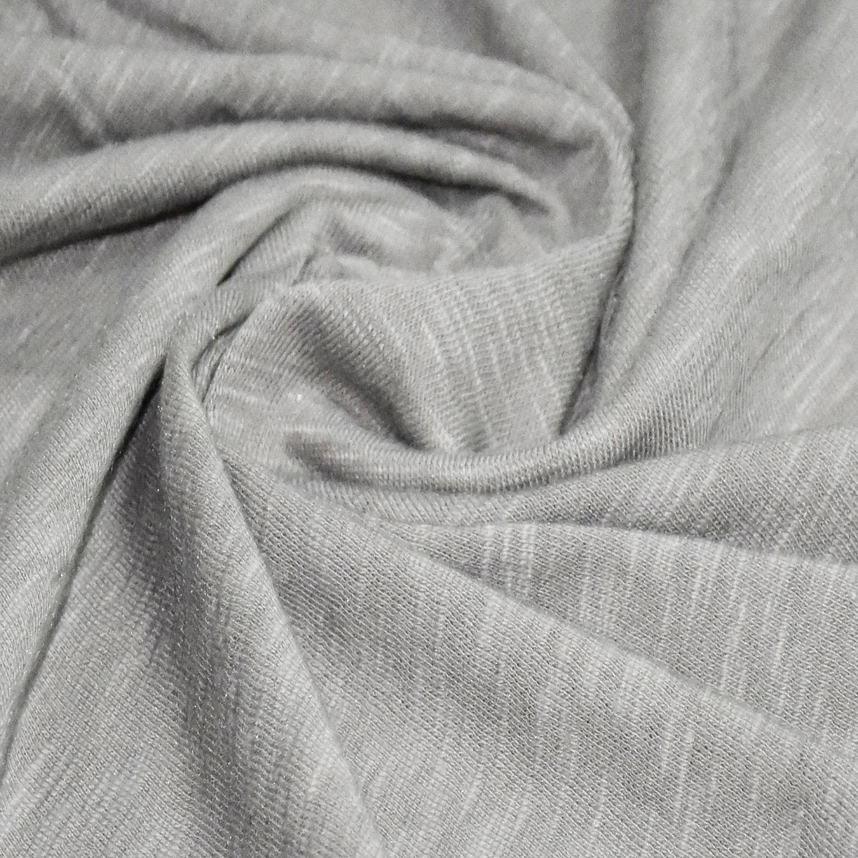 China Polyester Cotton Slub Jersey For Clothing China Slub Fabric And Fabric Price