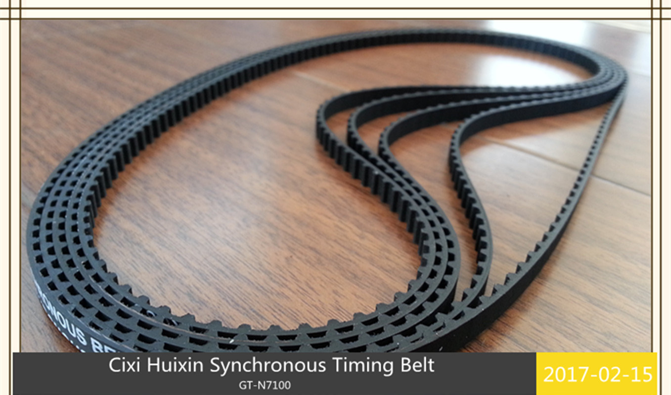 Rubber Timing Belt Mxl XL L H Xh T2.5 T5 T10 T20