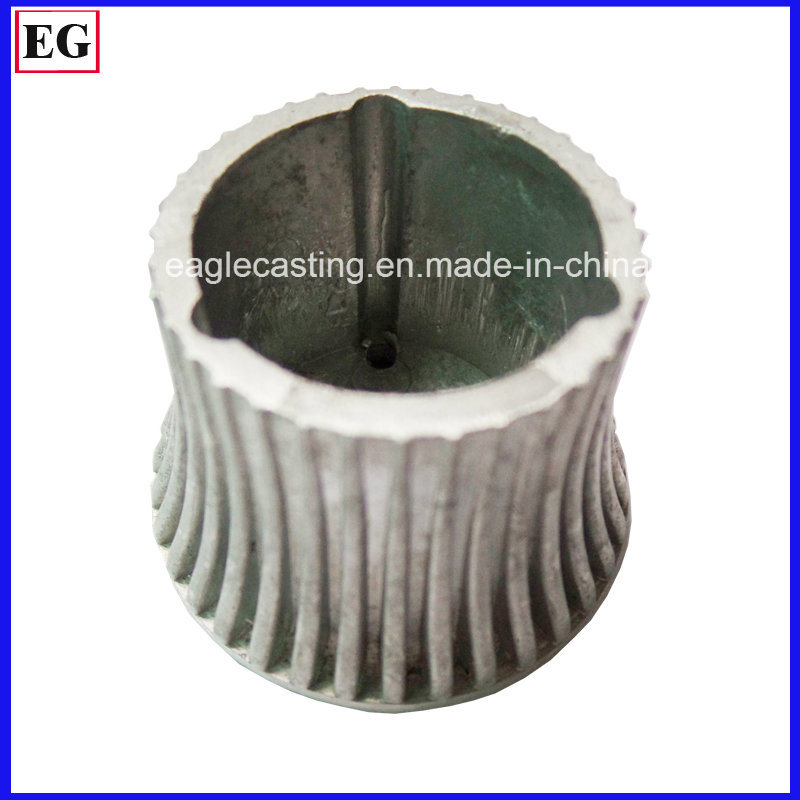 400 Ton Made Die Casting Lighting Fixtures LED Heatsink
