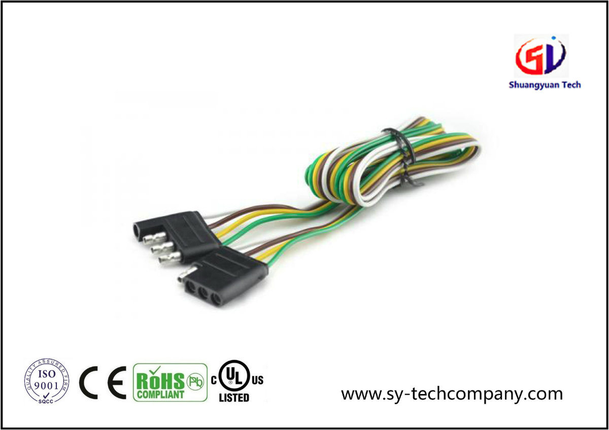 China Customized 22AWG 14 Pin Wire Harness with UL Approved - China Wiring  Harness, Cable Assembly