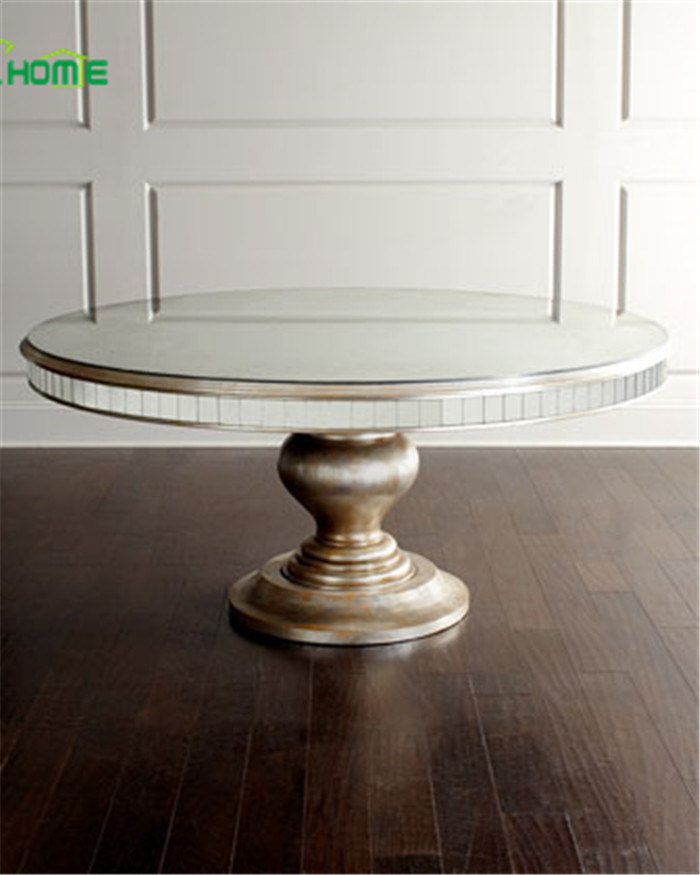 Cheap Round Glass Dining Table Se
