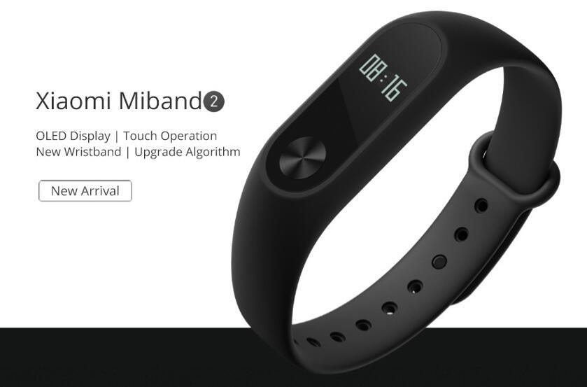 Original for Xiaomi Miband 2 Mi Band 2 OLED Fitness Tracker Heart Rate Monitor Bluetooth 4.0 pictures & photos