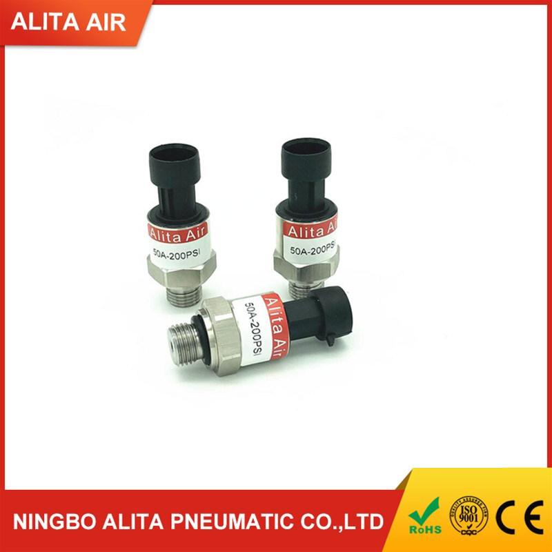 150 psi Psi Pressure Transducer 1//8NPT Thread Stainless Steel Pressure Transducer Sender Sensor for Oil Fuel Air Water