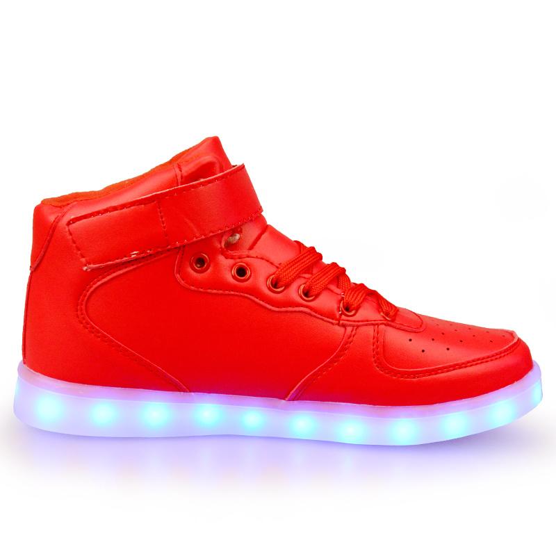 China LED Shoes and USB Charging LED