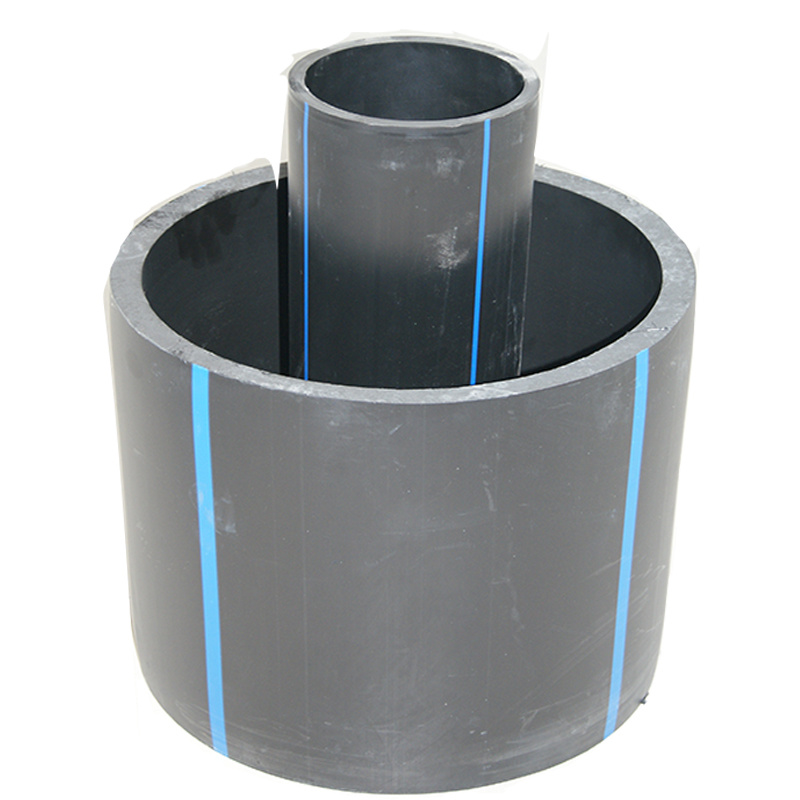 Professional Manufacturer Plastic PE Drain Pipeline pictures & photos