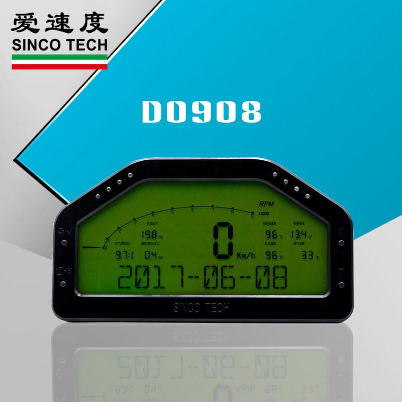 China Do908 Dash Race with Display Sensor Kit, Dashboard LCD Screen ...