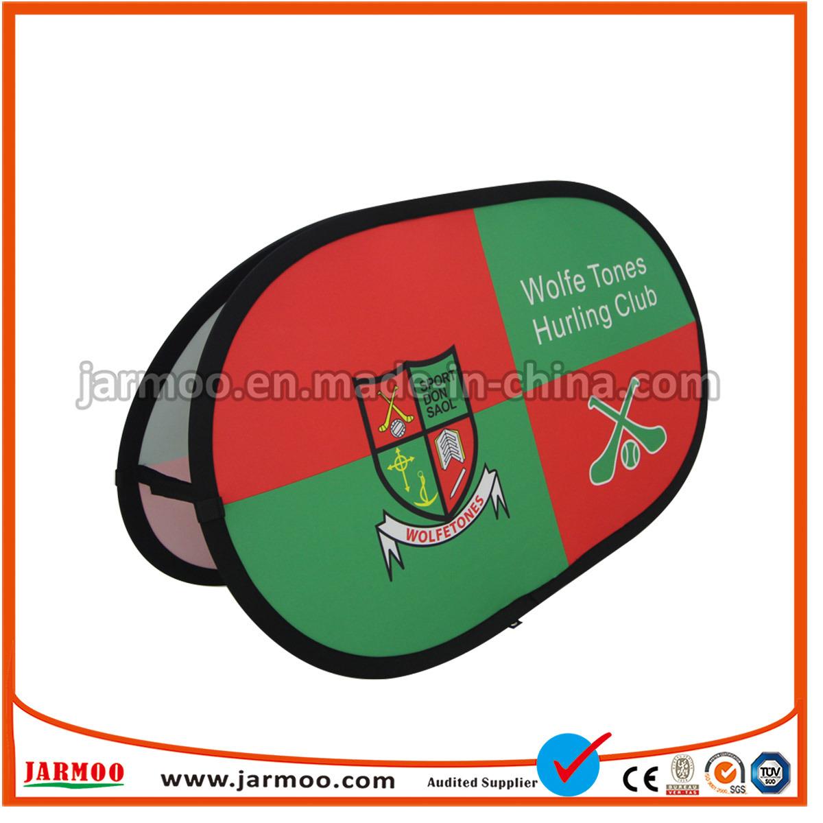 China Custom Digital Printing a Frame Banner - China Pop up Banner ...