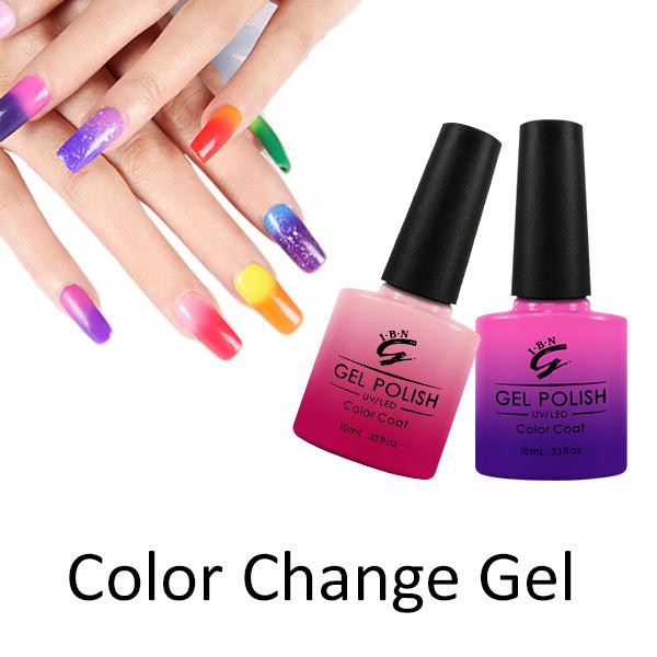 China Soak off UV LED Nail Gel Polish for Fingernails and Toenails ...
