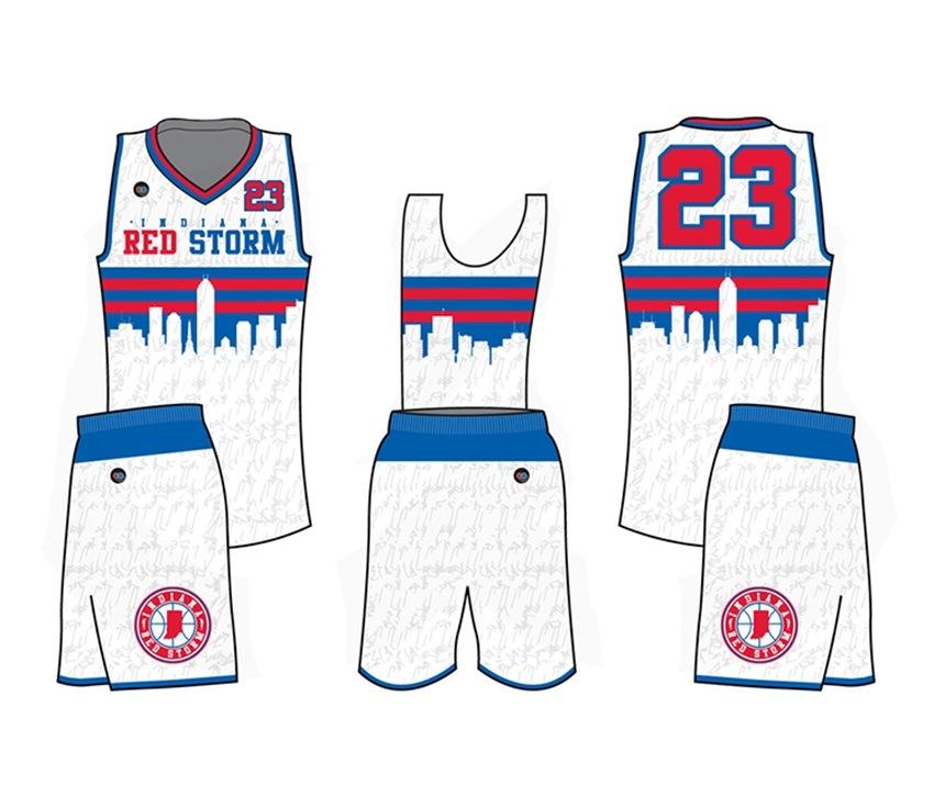 China 2019 New Design Sublimation Basketball Uniform China Basketball Uniform And Sublimation Basketball Uniform Price