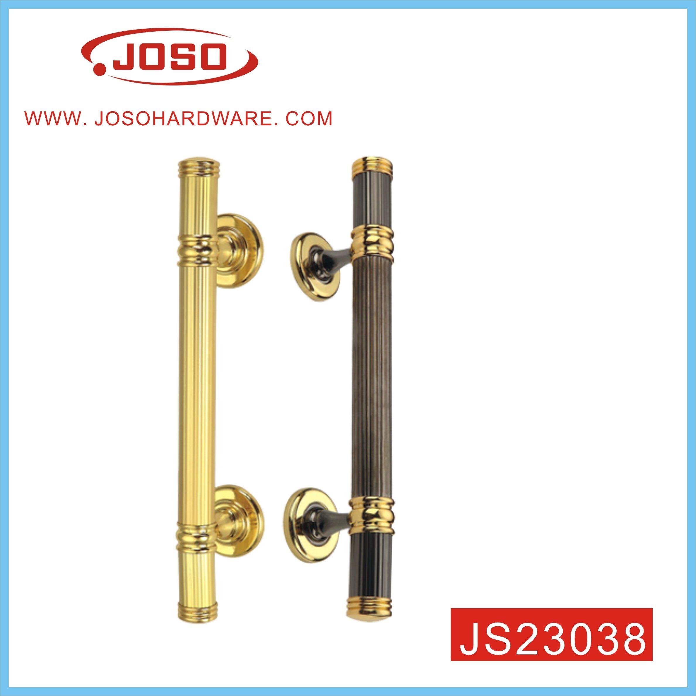 China Cylinder Type Simplicity Noble Elegant Door Handle For Bedroom Door China Door Handle Zinc Alloy