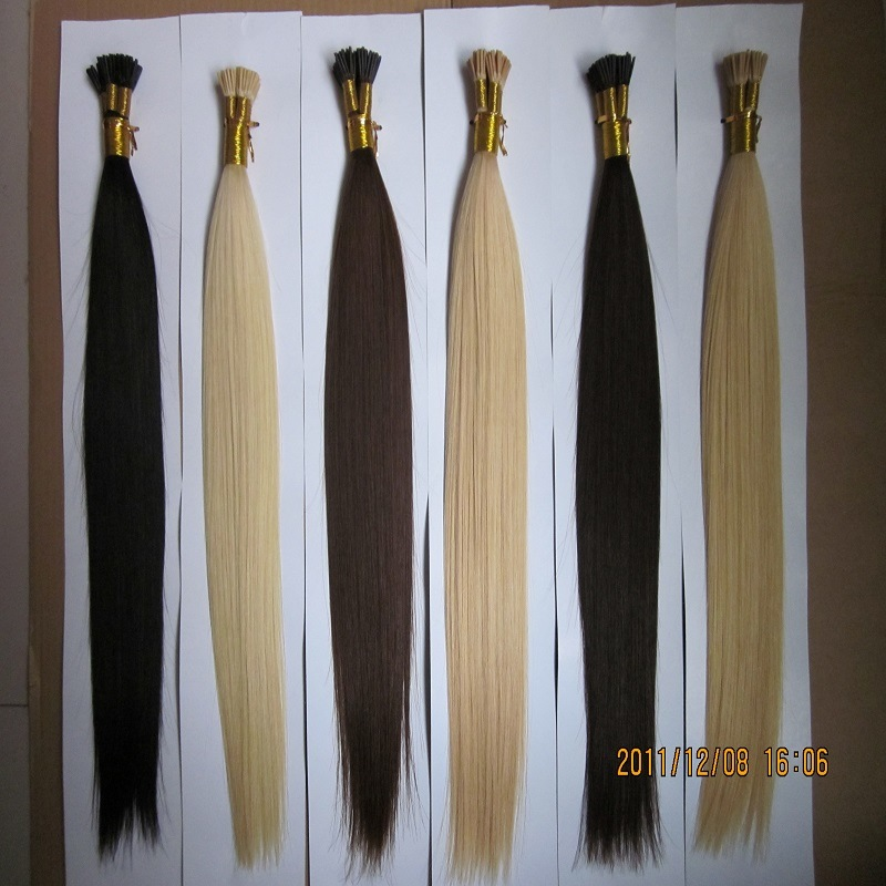 China Cold Fusion Micro Bead Stick I Tip Human Hair Extension