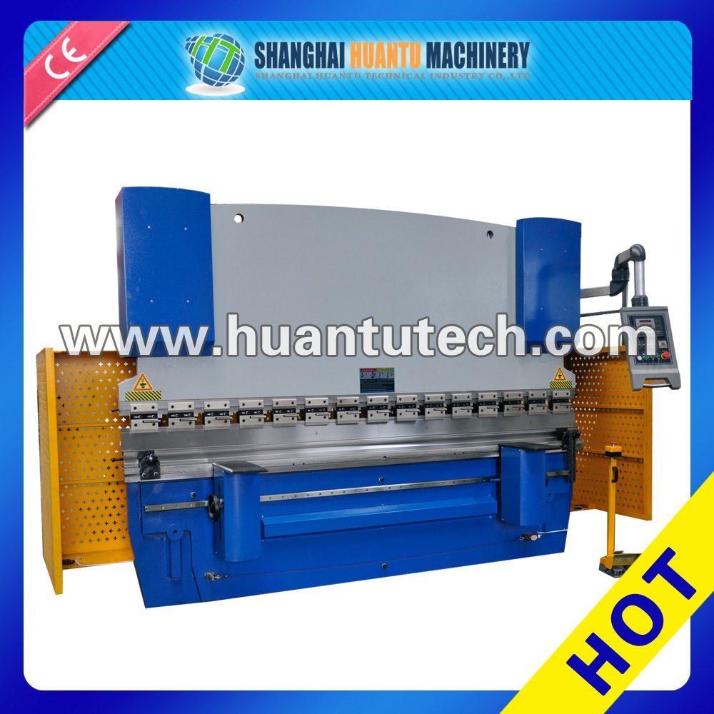 Sheet Metal Tool Box Steel Bar Cutter Bender, Sheet Metal Bending Brake, Bending Cutting Machine (WC67Y, WE67K Series)