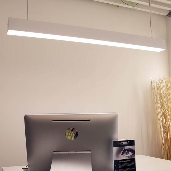 Hot Item Hanging Suspended Led Pendant Light Aluminum Profiles For Suspension Office Lights