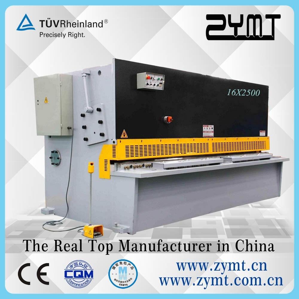 China Hydraulic Shearing Machine Ras 104000 With Ce And Iso9001