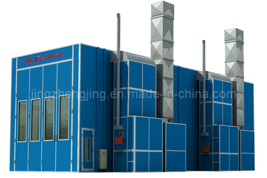 Bus Spray Booth for 15000*5000*5000 (Model: JZJ-FB-15)