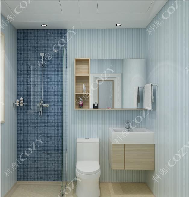 China Prefabricated Bathroom Pods Manufacturer - China Bathroom Pods ...