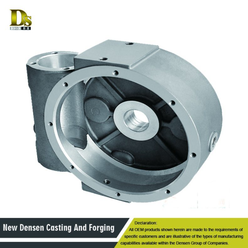 China Air Compressor Spare Parts OEM Precoated Sand Casting Cast ...