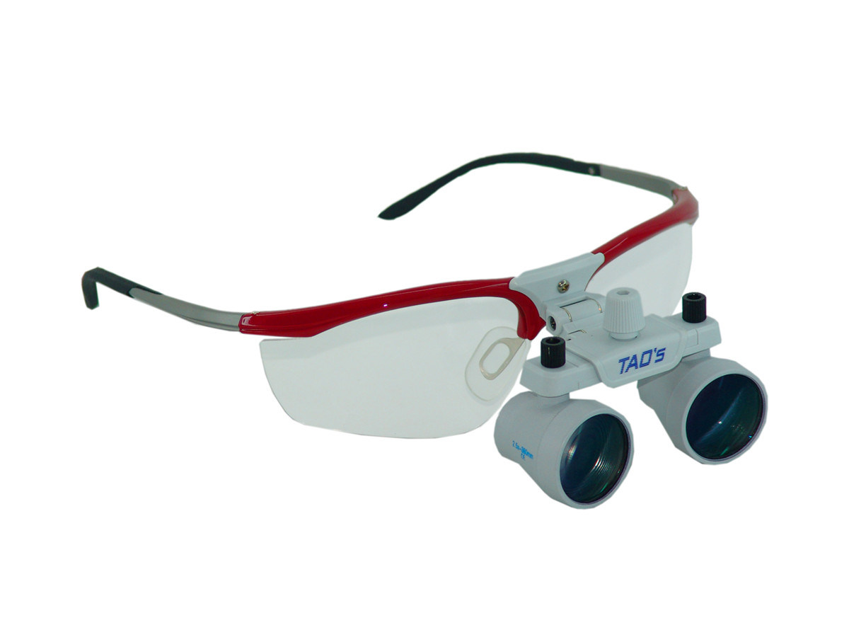 China Ns2 5x Dental Loupes Magnifying Glasses Surgical