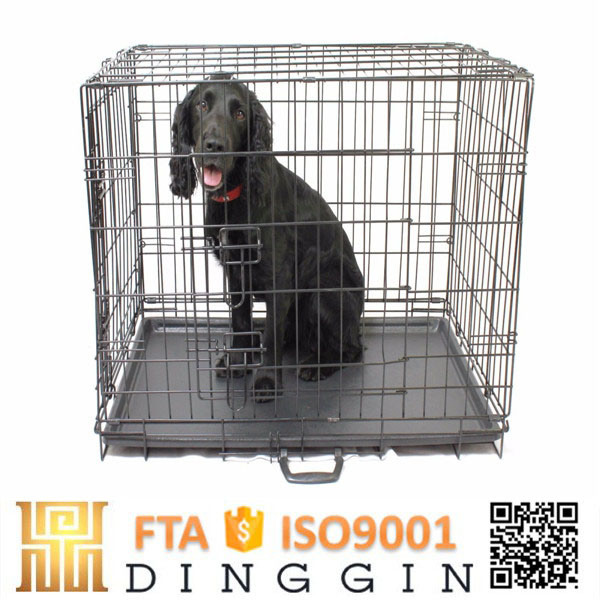Prefabricated Wire Dog Cage