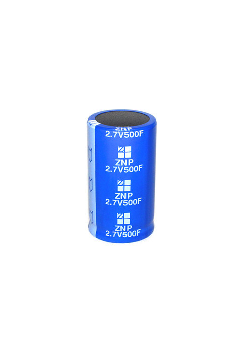 [Hot Item] 2 3V, 2 5V, 2 7V 500f Super Capacitor Supercapacitors Capacitor  Bank