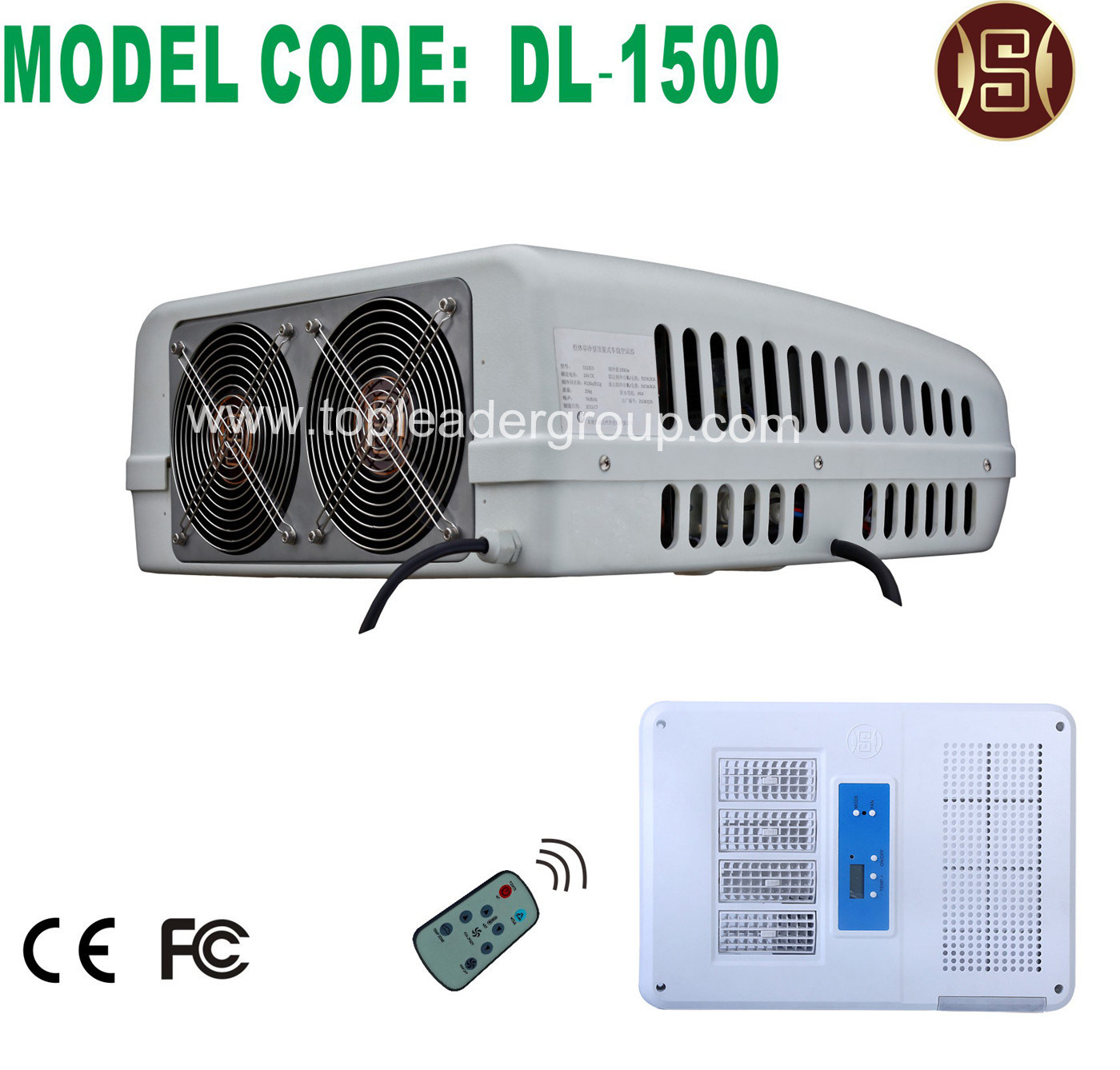 Auto Air Conditioner (24VDC) (DL-1500)