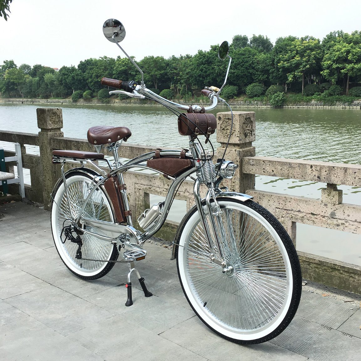 Beach Cruiser Bicycle 7 Sd 280 Pcs