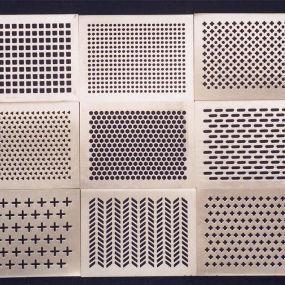 [Hot Item] Decorative Perforated Aluminium Mesh Sheet