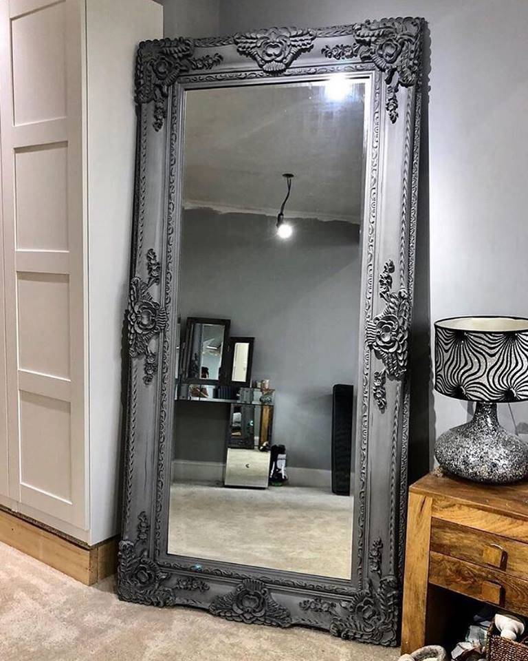China Carved Wooden Frame Antique Extra Large Mirror China Mirror Wall Mirrors