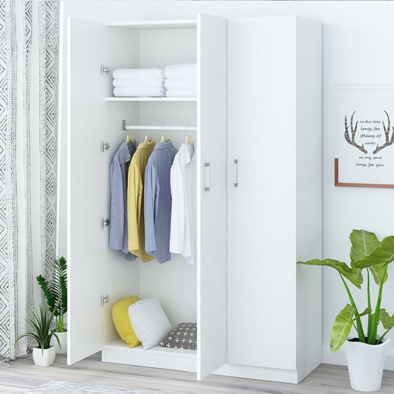 China Modern Simple Design Wooden Dressing Cupboard Wall ...