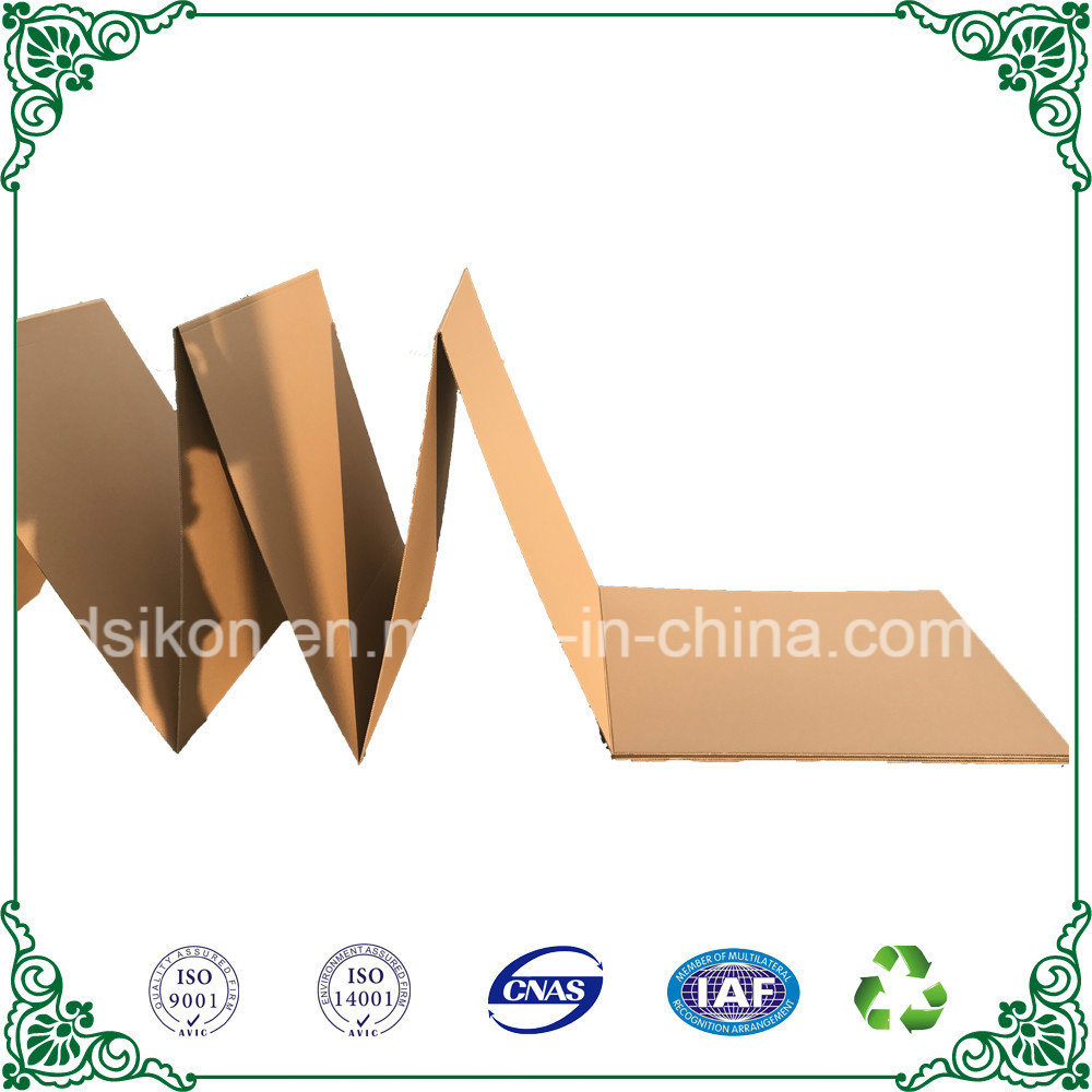 China Strong Performance Low Cost Packaging Commodity Endless Fan Fold Cardboard Continuous Corrugated Paper Sheet Photos Pictures Made In China Com