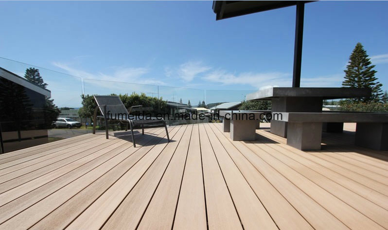 WPC Decking Flooring for Outdoor Use 150*25 pictures & photos