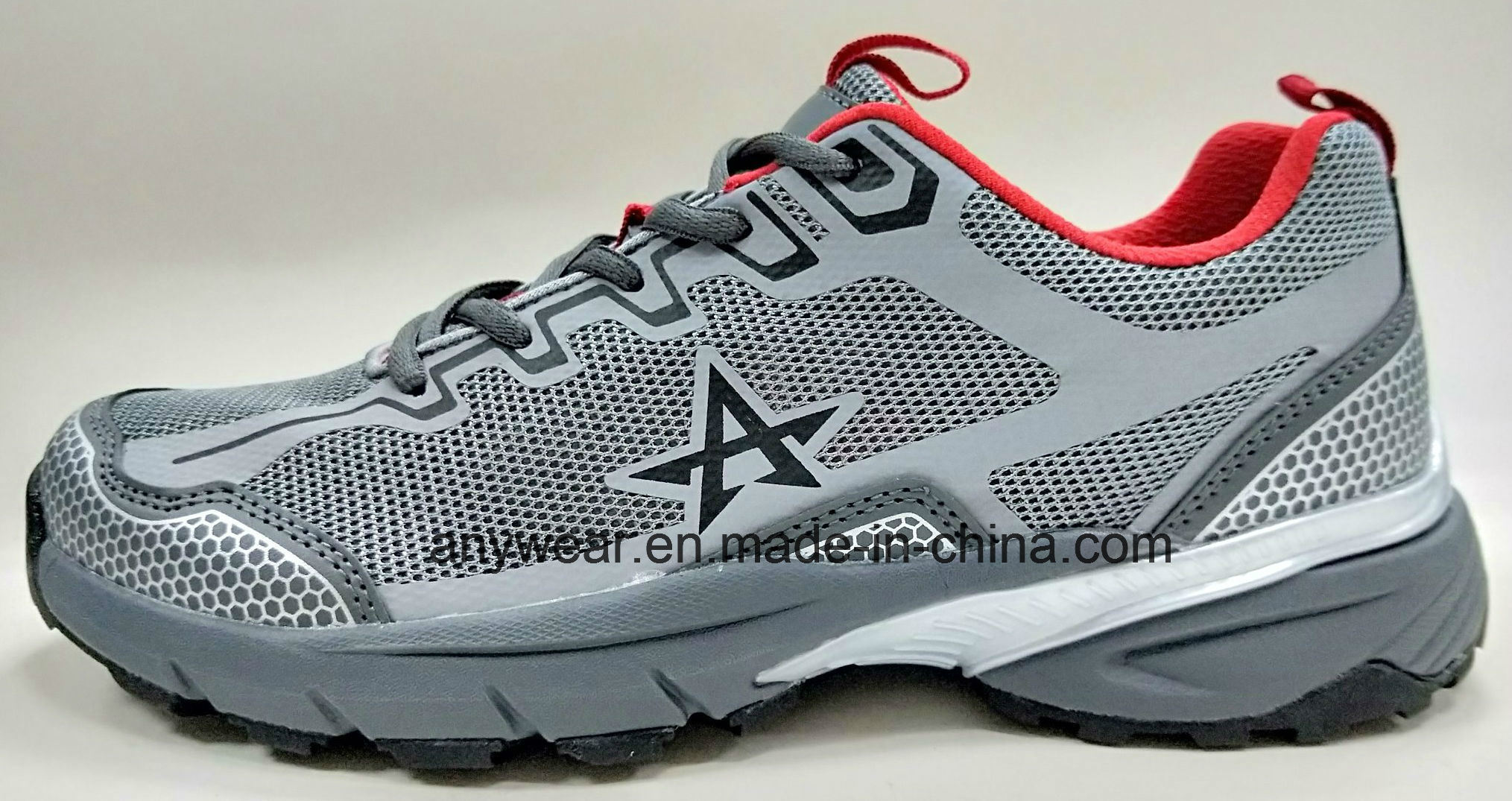 China Colorfull Men Outdoor Footwear