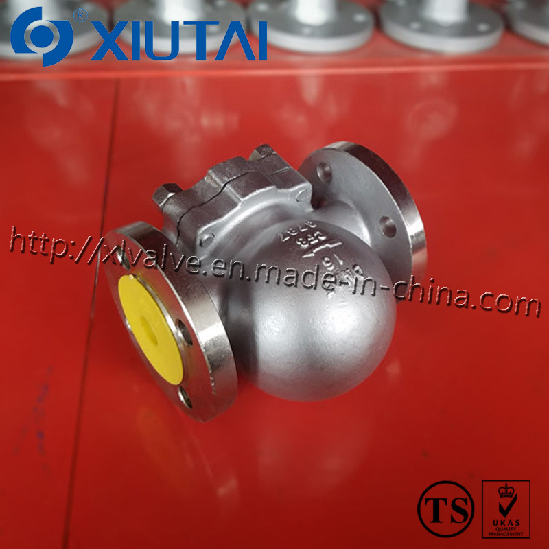 Stainless Steel Ball Float Steam Trap (Flanged) pictures & photos