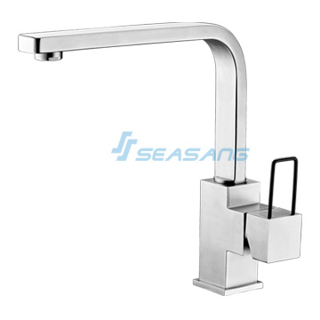 China Stainless Steel Kitchen Sink Touch On Water Faucet China Faucet Water Faucet
