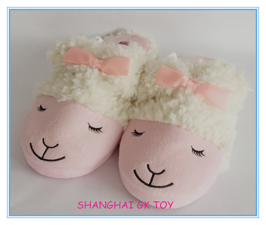 Pink Lady′s Slippers Indoor Slippers pictures & photos