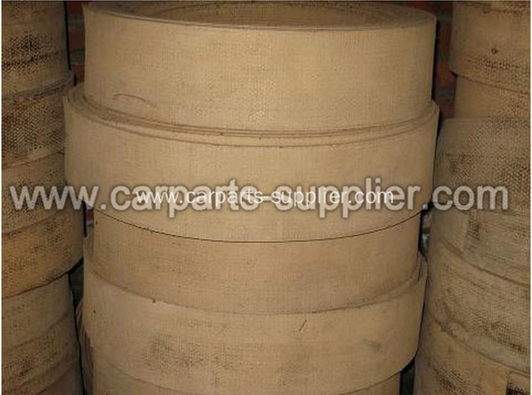 Asbestos and Non Asbestos Woven Brake Lining Roll pictures & photos