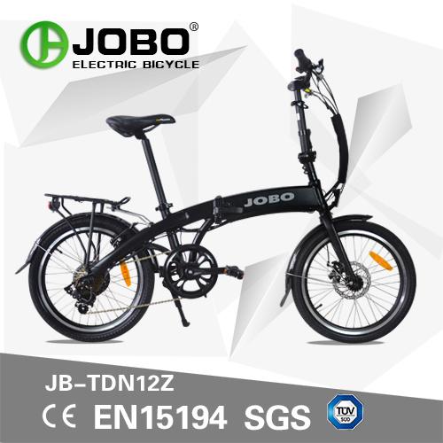China 250w Foldable Ebike Dutch Moped Folding E Bike Jb Tdn12z