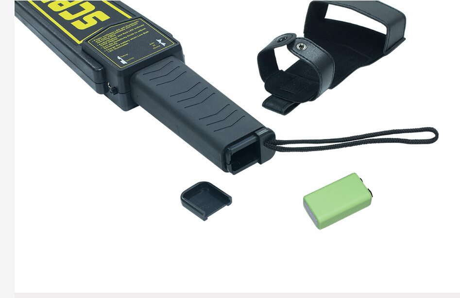 Hand Held Metal Detector Super Wand pictures & photos