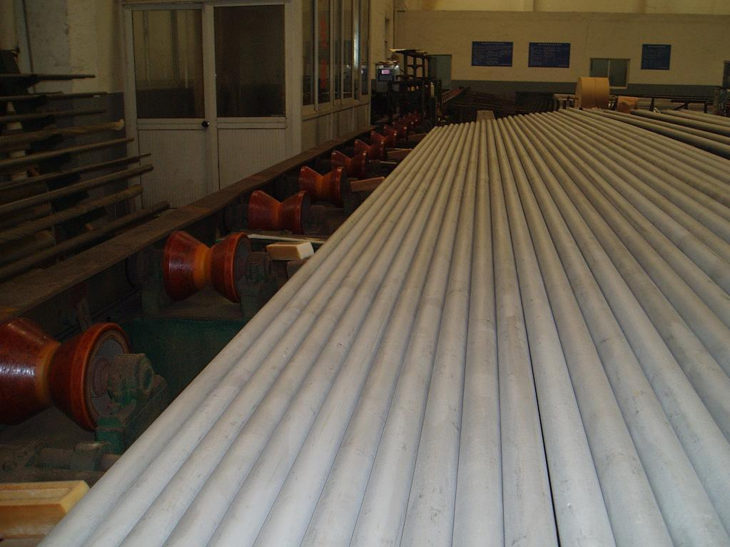 Seamless Stainless Steel Tube (TP321/1.4541)