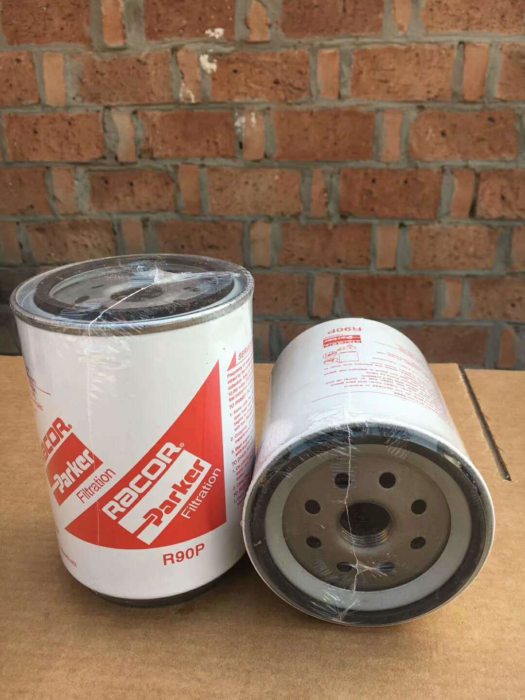 China Truck Diesel Fuel Filter For Stralis Fleetguard Oil Parker Marine Cummins