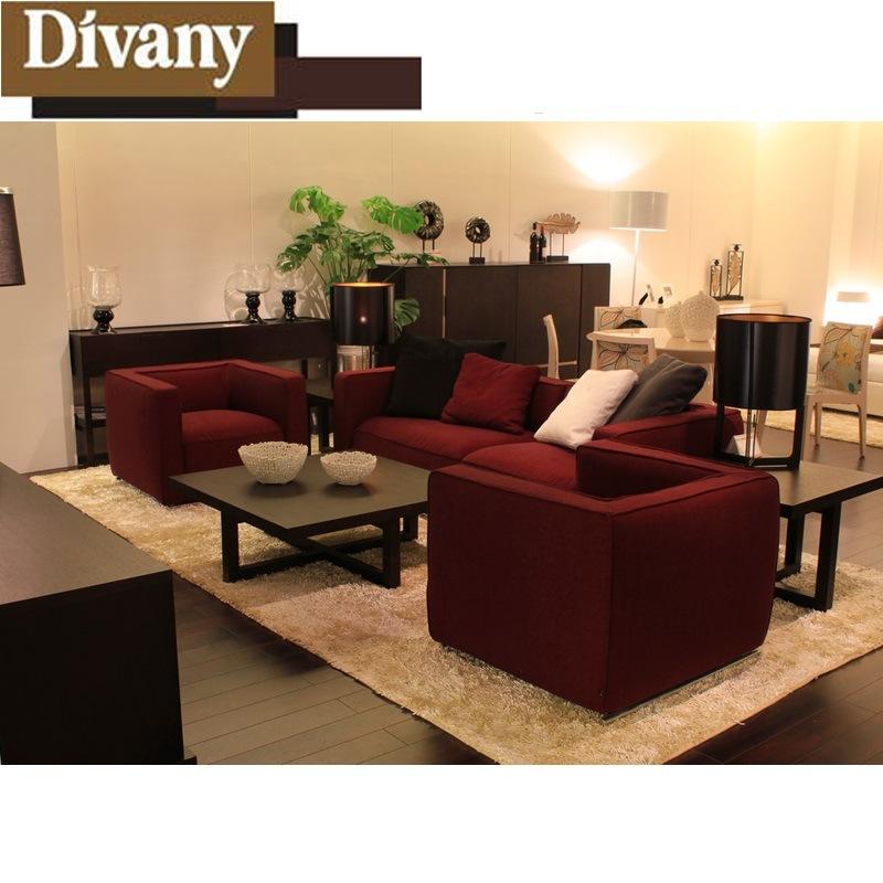 Hot Item Wooden Sofa Set Designs Home Furniture