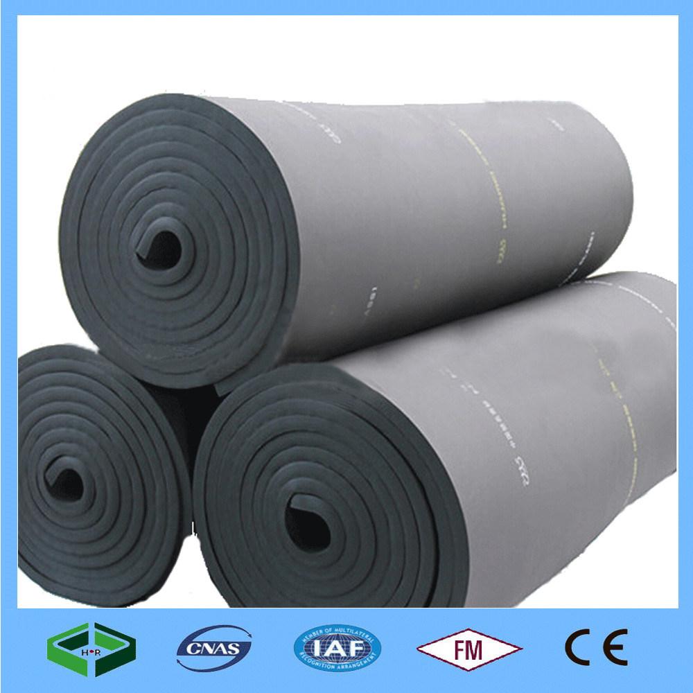 China Elastomeric Nitrile Rubber Foam Sheet Insulation