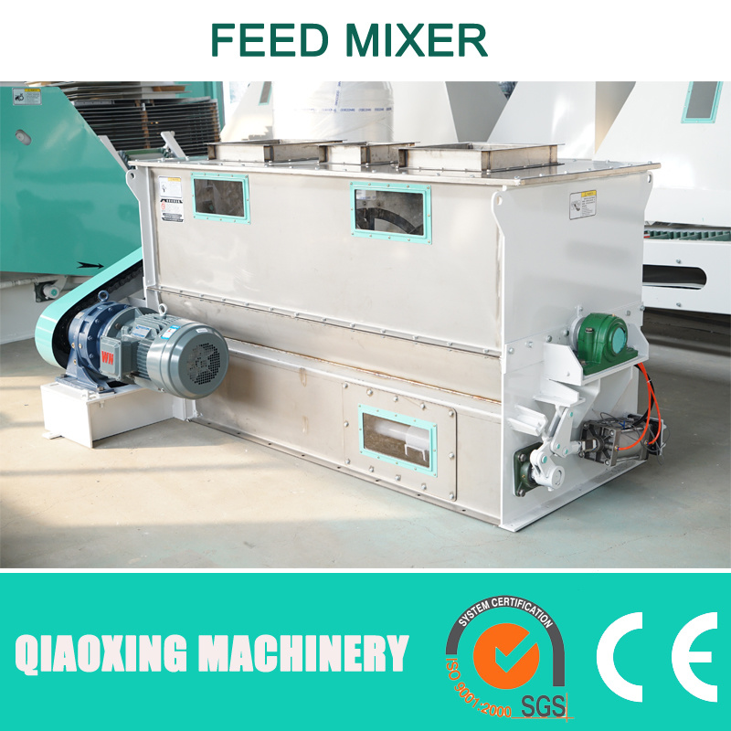 Ce Certificate Approved Feed Mixing Equipment From China pictures & photos