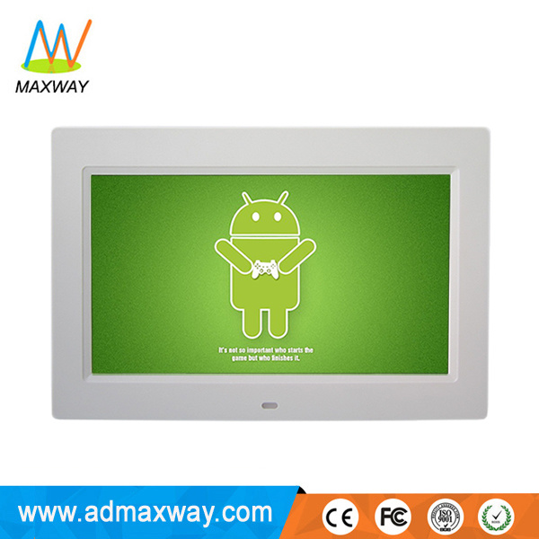 China Android WiFi Wireless Touch Screen 9 Inch Digital Frame Review ...