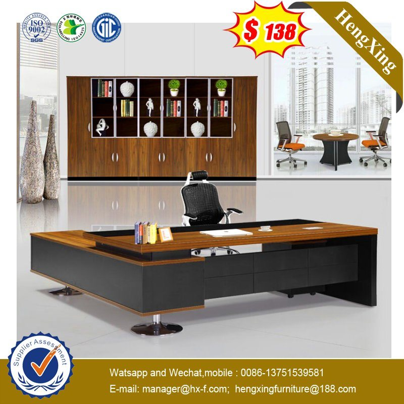 Strange Hot Item Modern Cherry Color Chinese Office Furniture Executive Desk Hx 8N0943 Home Interior And Landscaping Ologienasavecom