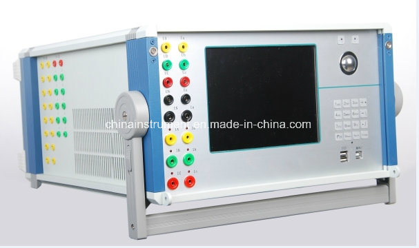 [Hot Item] 6 Phase Relay Tester Secondary Current Injection Tester for  Relay Protection