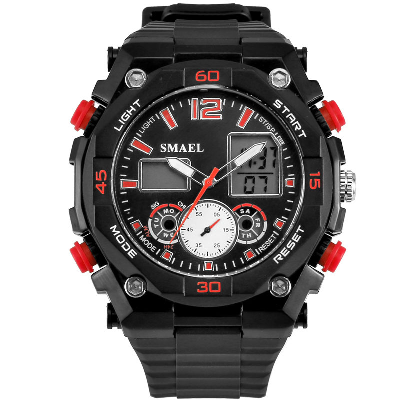 Watches Men Swiss Fashion Promotion Smart Gift Digital Watch Watches Custome Sports Watch Plastic Watch pictures & photos