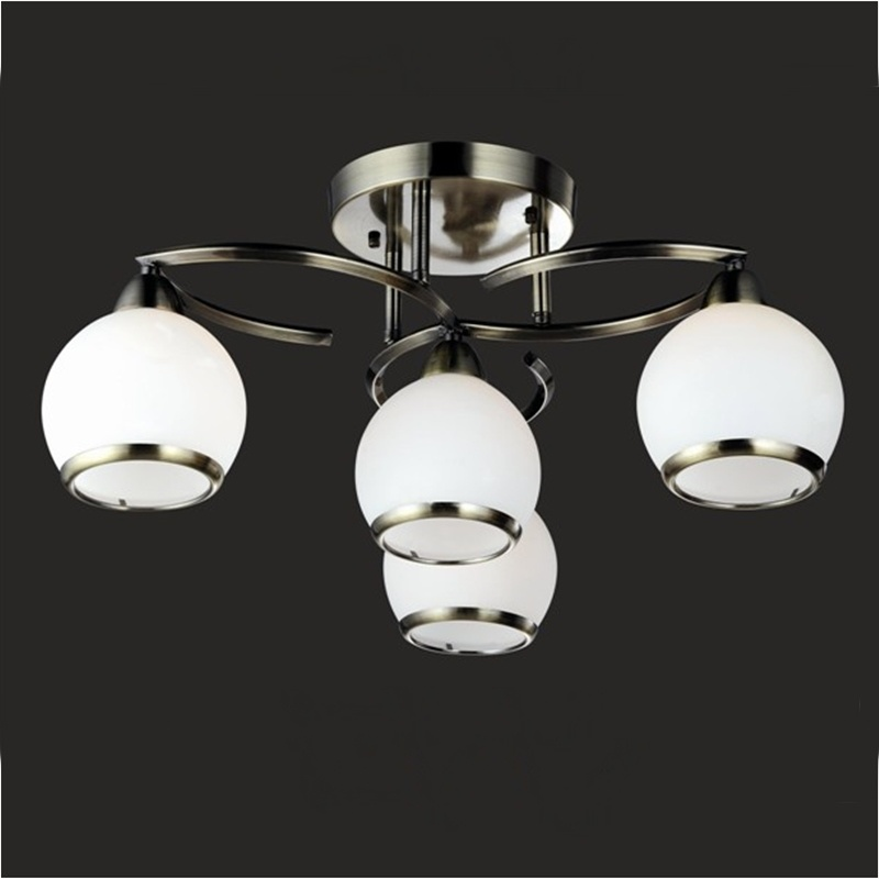 China Ceiling Lamp Glass Ball Ceiling Lights Chandelier Gx 6084 4 China Ceiling Lamp Ceiling Light